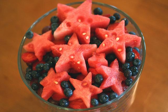 Fourth Fruit - stars