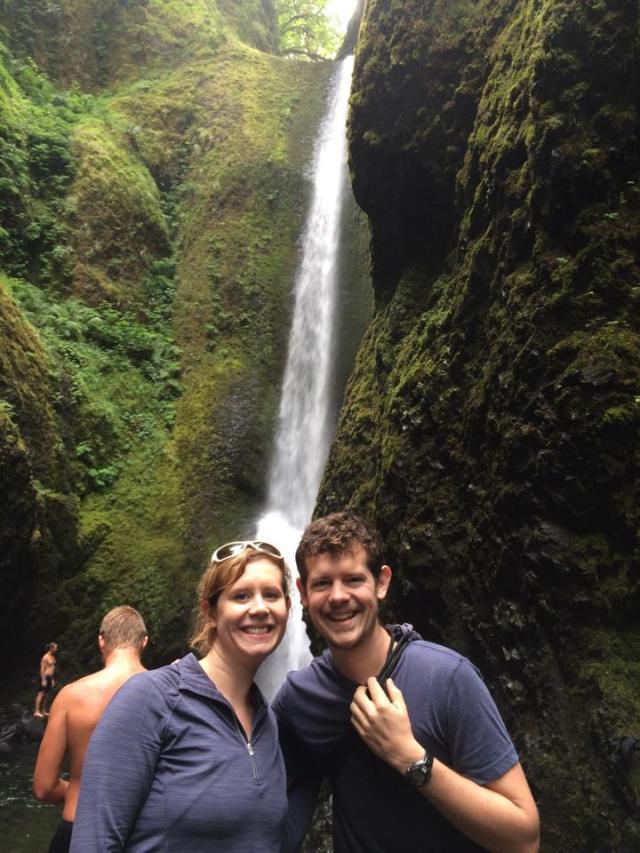 Kirsten & Sean