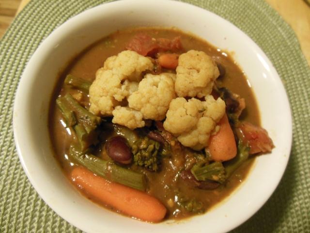 Veggie.Bean Soup pic