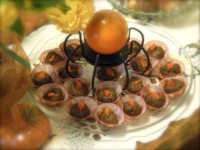 Halloween Chia Balls