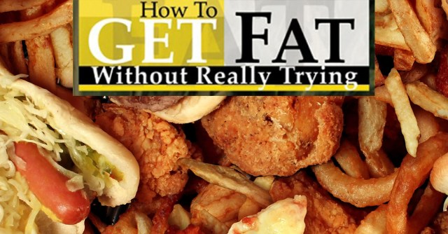 how-to-get-fat-trying